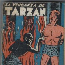 Cómics: COLECCIÓN MISTERIO 149. LA VENGANZA DE TARZAN EDITORIAL J.C. ROVIRA, 1933. APÓCRIFO. BUEN ESTADO. Lote 269068708