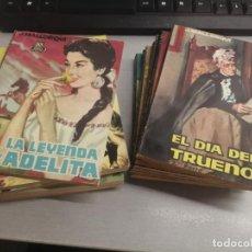 Cómics: DOS HOMBRES BUENOS / JOSE MALLORQUI / DOS HOMBRES BUENOS SERIE ADELITA COMPLETA / EDICIONES CID 1961. Lote 269083348