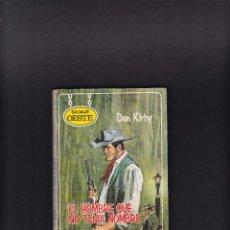 Cómics: SALVAJE OESTE Nº 23 - DAN KIRBY - EL HOMBRE QUE NO TENIA NOMBRE - EDITORIAL FERMA 1969. Lote 269192433