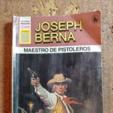 Cómics: NOVELA DE JOSEPH BERNA EN MAESTRO DE PISTOLEROS Nº 8. Lote 271585568