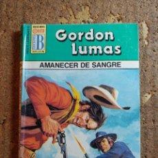 Cómics: NOVELA DE GORDON LUMAS EN AMANECER DE SANGRE Nº 264. Lote 271585733