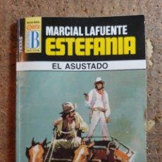 Cómics: NOVELA DE MARCIAL LAFUENTE ESTEFANÍA EN EL ASUSTADO Nº 337. Lote 271695278