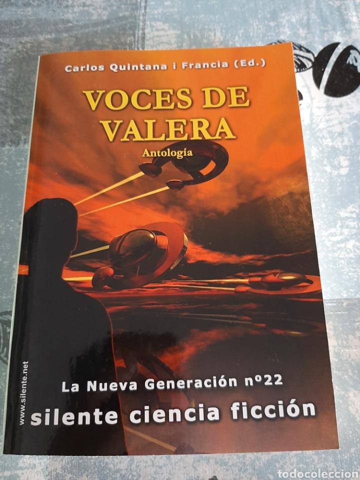 VOCES DE VALERA, CARLOS QUINTANA, RELATOS BREVES EN EL UNIVERSO DE LA SAGA DE LOS AZNAR (Tebeos, Comics y Pulp - Pulp)