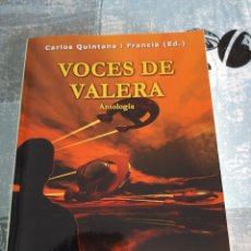 Cómics: VOCES DE VALERA, CARLOS QUINTANA, RELATOS BREVES EN EL UNIVERSO DE LA SAGA DE LOS AZNAR. Lote 272557328