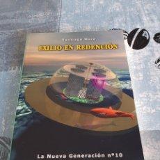 Cómics: EXILIO EN REDENCIÓN, LA SAGA DE LOS AZNAR LA NUEVA GENERACIÓN 10, EDITORIAL SILENTE. Lote 272558273