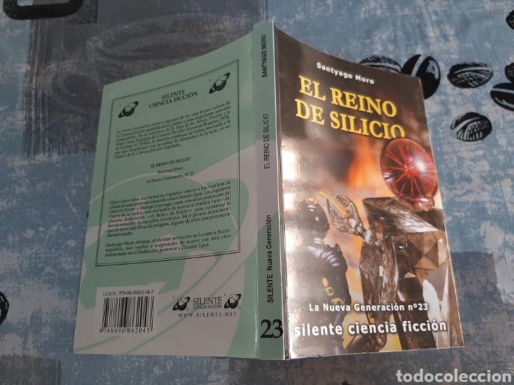 Cómics: El Reino de Silicio, La Saga de los Aznar la nueva generación n° 23, Silente - Foto 2 - 272559563