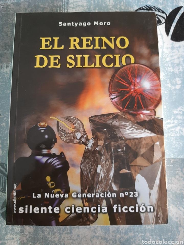 EL REINO DE SILICIO, LA SAGA DE LOS AZNAR LA NUEVA GENERACIÓN N° 23, SILENTE (Tebeos, Comics y Pulp - Pulp)