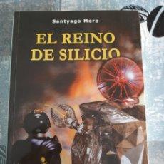 Cómics: EL REINO DE SILICIO, LA SAGA DE LOS AZNAR LA NUEVA GENERACIÓN N° 23, SILENTE. Lote 272559563