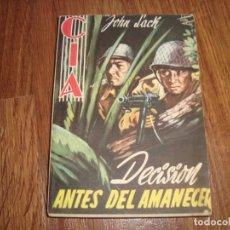 Comics: COLECCION CIA N.148 JOHN LACK. Lote 276074948