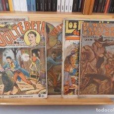 Comics: ARCHIVO * GASPARONE EL HEROE DE LA MONTAÑA Nº 1 * EDITORIAL GATO NEGRO 1.93? COLECCIÓN A.T. *. Lote 277090303