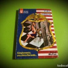 Cómics: F.B.I. Nº 259 -EASA -1ª VEZ TODOCOLECCION -EXCELENTE ESTADO. Lote 277113148