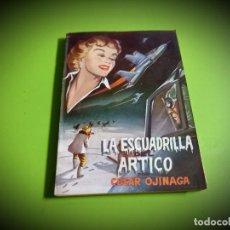 """Cómics: LA ESCUADRILLA DEL ARTICO. CESAR OJINAGA Nº 2. EDITORIAL """" ALAS"""" -EXCELENTE ESTADO. Lote 277113418"""