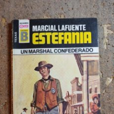Cómics: NOVELA DE MARCIAL LAFUENTE ESTEFANÍA EN UN MARSHAL CONFEDERADO Nº 109. Lote 277251633