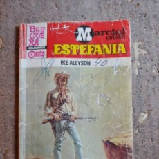 Cómics: NOVELA DE MARCIAL LAFUENTE ESTEFANÍA EN IKE ALLYSON Nº 1560. Lote 277251903