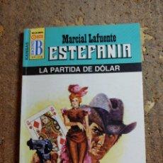 Cómics: NOVELA DE MARCIAL LAFUENTE ESTEFANÍA EN LA PARTIDA DE DOLAR Nº 255. Lote 277254078