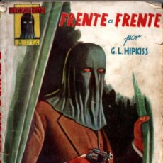 Cómics: HIPKISS : EL ENCAPUCHADO - FRENTE A FRENTE (CLIPER, 1946). Lote 277693048