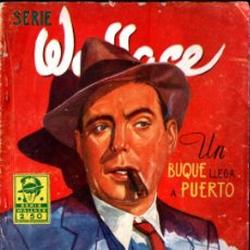 Cómics: ROGER HERNÁNDEZ MILLAR : UN BUQUE LLEGA A PUERTO (SERIE WALLACE CLIPER). Lote 277693913