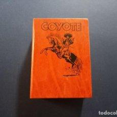 Cómics: EL COYOTE -VOLUMEN 1 -FORUM -EXCELENTE ESTADO (C.B). Lote 278162973