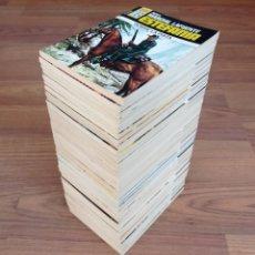 Cómics: EDICIONES B OESTE COLECCION TEXAS LOTE 42 NOVELAS-BOLSILIBROS-PULP. Lote 284493103