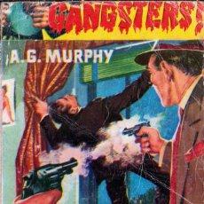Comics : EDITORIAL ROLLÁN; GANGSTERS; PABELLÓN ROJO; Nº 30; A. G. MURPHY. Lote 286681843