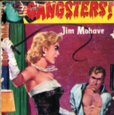Comics : EDITORIAL ROLLÁN; GANGSTERS; JUEGO DURO; Nº 33; JIM MOHAVE. Lote 286682318