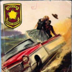 Comics : EDITORIAL VALENCIANA; POLICÍA MONTADA; PATRULLA VOLANTE; Nº 10; GEORGE H. WHITE.. Lote 286683298