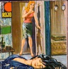 Comics : EDITORIAL BRUGUERA; PUNTO ROJO; UNA PELIRROJA ASUSTADA; Nº 73; JOE MOGAR.. Lote 286683738