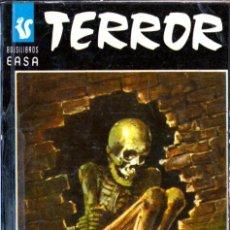 Comics : EDITORIAL EASA (ANDINA); TERROR; MORIR LENTAMENTE; Nº 89; MORTIMER CODY.. Lote 286692998