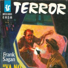 Comics : EDITORIAL EASA (ANDINA); TERROR; YA NO ERAN... HUMANOS; Nº 248; FRANK SAGAN. Lote 286697113