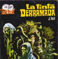Comics : EDITORIAL ROLLAN; TERROR; LA TINTA DERRAMADA; Nº 5; J. TELL. Lote 286698718