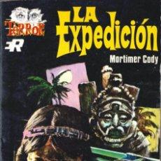 Comics : EDITORIAL ROLLAN; TERROR; LA EXPEDICIÓN; Nº 19; MORTIMER CODY. Lote 286699163