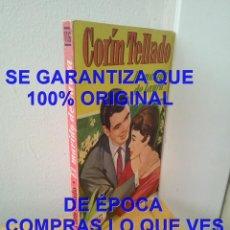 Cómics: CORIN TELLADO EL MARIDO DE LAURA COLECCION CORAL 116 BRUGUERA 1959 U36. Lote 288663758
