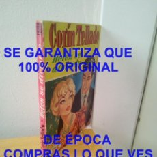 Cómics: CORIN TELLADO HELEN SE DIVIERTE COLECCION CORAL 133 BRUGUERA 1959 U36. Lote 288664158