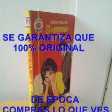 Cómics: CORIN TELLADO EL COMPROMISO DE ANA COLECCION AMAPOLA 411 BRUGUERA 1959 U36. Lote 288664593