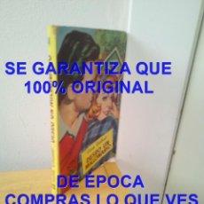 Cómics: CORIN TELLADO DESEO UN MILLONARIO COLECCION ROSAURA 504 BRUGUERA 1959 U36. Lote 288664798