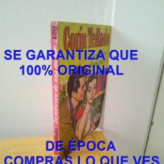 Cómics: CORIN TELLADO LA MASCARA DE UNA MUJER COLECCION CORAL BRUGUERA 143 1958 U36. Lote 288666178