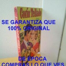 Cómics: CORIN TELLADO ELLA ERA ASI COLECCION CORAL BRUGUERA 125 1959 U36. Lote 288666443