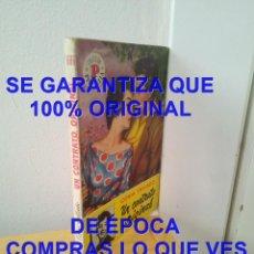 Cómics: CORIN TELLADO UN CONTRATO ORIGINAL COLECCION PIMPINELA BRUGUERA 686 1959 U36. Lote 288666653