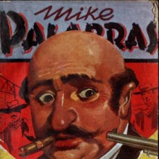Cómics: J. GUBERN : MIKE PALABRAS - JONESBURG (CLIPER, 1947). Lote 288670653