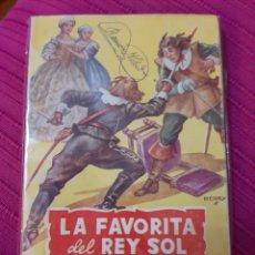 Cómics: LA FAVORITA DEL REY SOL CON CAPA ROJA COLECCIÓN ESPADACHÍN NUM 7. Lote 293934243
