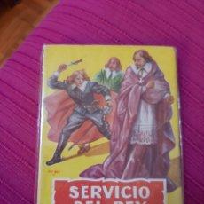 Cómics: SERVICIO DEL REYCON CAPA ROJA COLECCIÓN ESPADACHÍN NUM 3. Lote 293934733