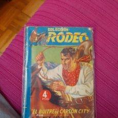 Cómics: EL BUITRE DE CARSON CITY DE NICK RANDAIM NUM 17 COLECCIÓN RODEO. Lote 293940618