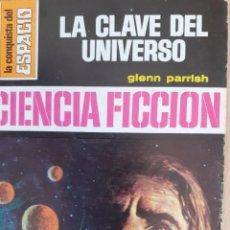 Cómics: LA CONQUISTA DEL ESPACIO Nº 262. LA CLAVE DEL UNIVERSO. GLENN PARRISH. BRUGUERA. MUY BUENO. Lote 294069268