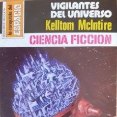 Cómics: LA CONQUISTA DEL ESPACIO Nº 385. VIGILANTES DEL UNIVERSO. KELLTOM MCINTIRE. BRUGUERA. MUY BUENO. Lote 294071438