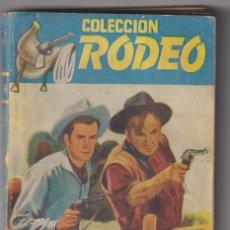 Comics: RODEO Nº 94. LA LEY DEL DESIERTO POR M.L. ESTEFANÍA. 1ª EDICIÓN CIES 1948. Lote 295652568