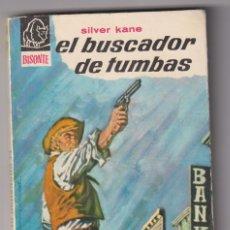 Comics: BISONTE Nº 942. EL BUSCADOR DE TUMBAS POR SILVER KANE. 1ª EDICIÓN BRUGUERA 1966. Lote 295654973