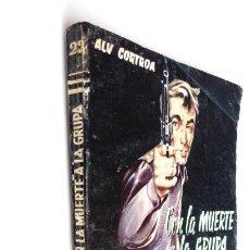Cómics: WINCHESTER Nº 22 - CON LA MUERTE A LA GRUPA - ALV CORTROA - EDI. ROYAN 1956. Lote 295729678
