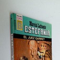 Cómics: OESTE - KANSAS Nº 148 - MARCIAL LAFUENTE ESTEFANIA - EL JUEZ GARRET. Lote 295732458