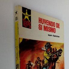 Cómics: OESTE - SALVAJE TEXAS Nº 630 - SAM FLETCHER - HUYENDO DE SI MISMO - 1968 BRUGUERA. Lote 295733668