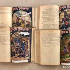 Cómics: DICK TURPIN, 58 EJEMPLARES COMPLETA, AÑOS 20/30, (RAMÓN SOPENA).. Lote 295747748